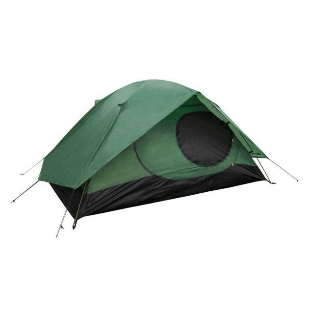 Barraca Camping para até 2 Pessoas Verde/Preta TAKOMA NTK Nautika