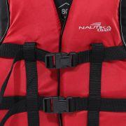 Colete Salva-Vidas Anatômico Até 90Kg para Esportes Aquáticos COAST NTK Nautika