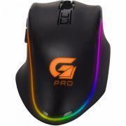 Mouse Gamer Emborrachado 7 Botões com LED RGB Preto G-PRO M9 FORTREK