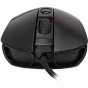 Mouse Gamer G-PRO Emborrachado 7 Botões com LED RGB Preto M7 FORTREK