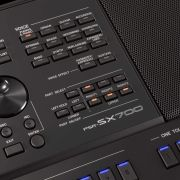 Teclado Arranjador 61 Teclas Preto PSR-SX700 YAMAHA
