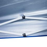 Tenda Gazebo Articulado Aluminizado 3x3 Metros DUXX NTK Nautika
